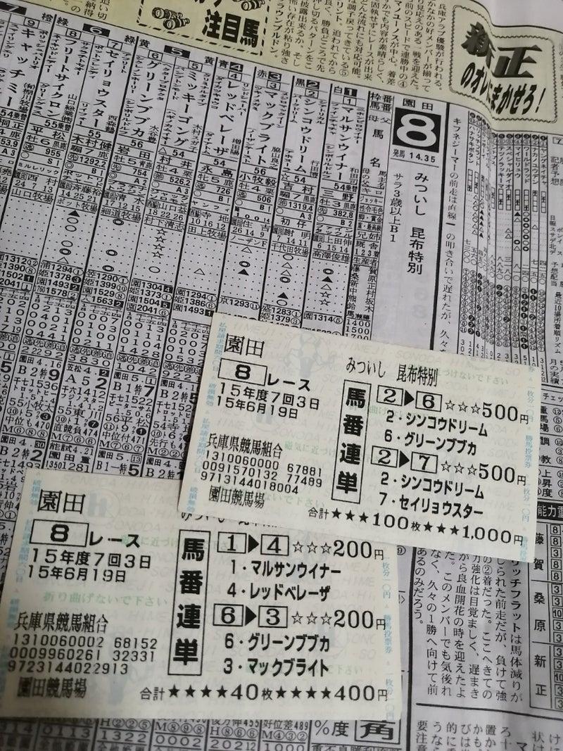 """「競馬""""ニュース""""と""""馬""""〜園田版〜」と『myコレ』と…"""