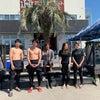 8月21日初心者体験サーフィンスクール 午後の画像