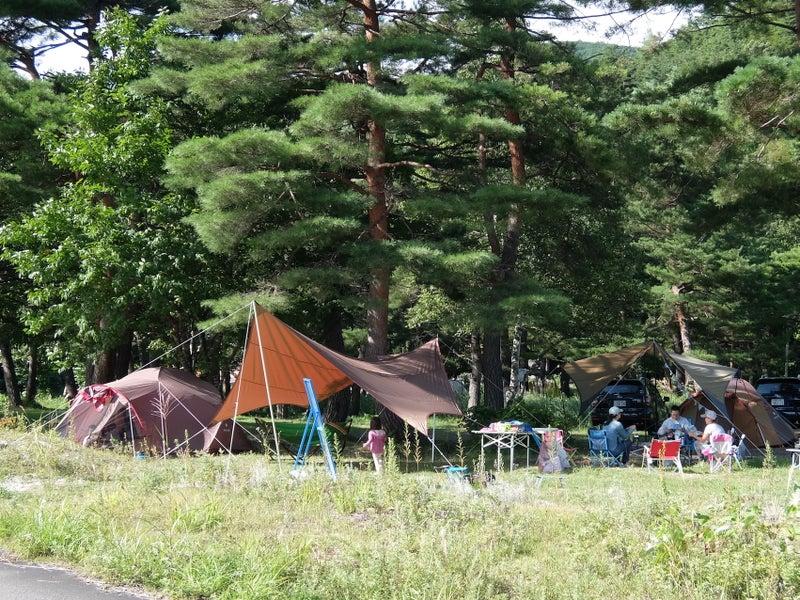 キャンプ 白馬 アルプス 場 オート