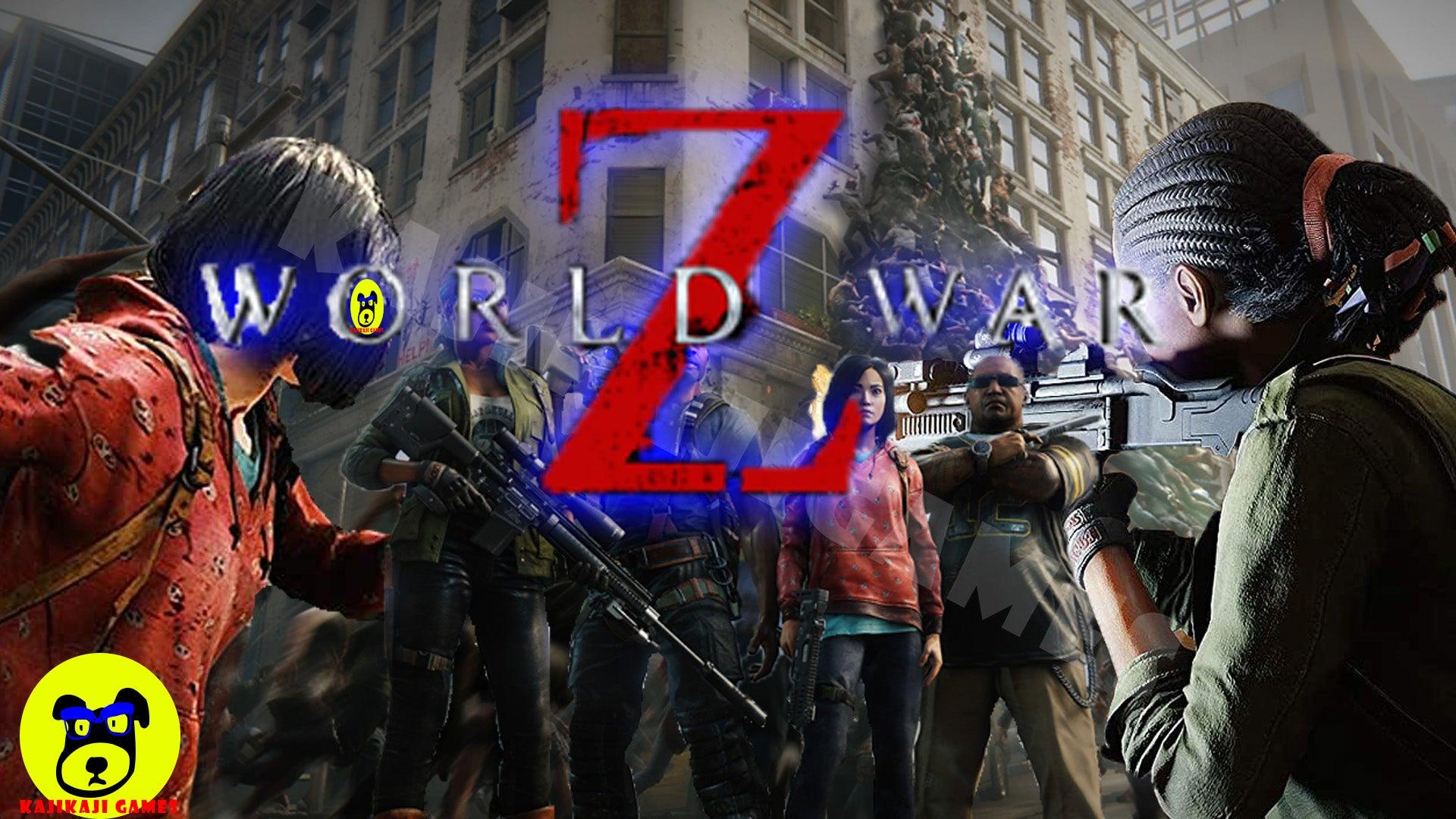 Z 攻略 ウォー ワールド 大群 モード