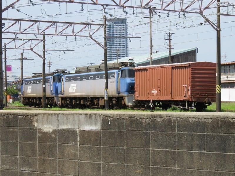 9/15【今日は何の日】日本国内の貨物列車運行開始 | 踏切の番人Zのブログ