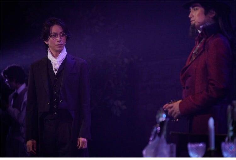 千秋楽!音楽劇モンテ・クリスト伯 黒き将軍とカトリーヌ