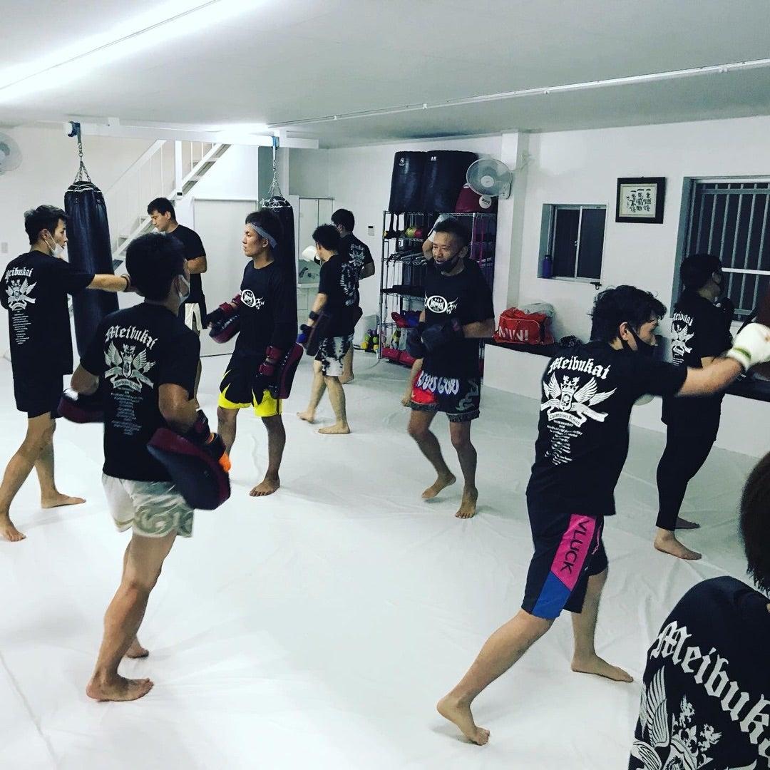 MEIBUKAI格闘技ジム OKAZAKIGYM CHIRYUGYM Ofiicial Blog知立ジム加藤久輝クラス