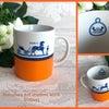 もう一度お気に入りを制作、ご家族用の愛されマグカップの画像