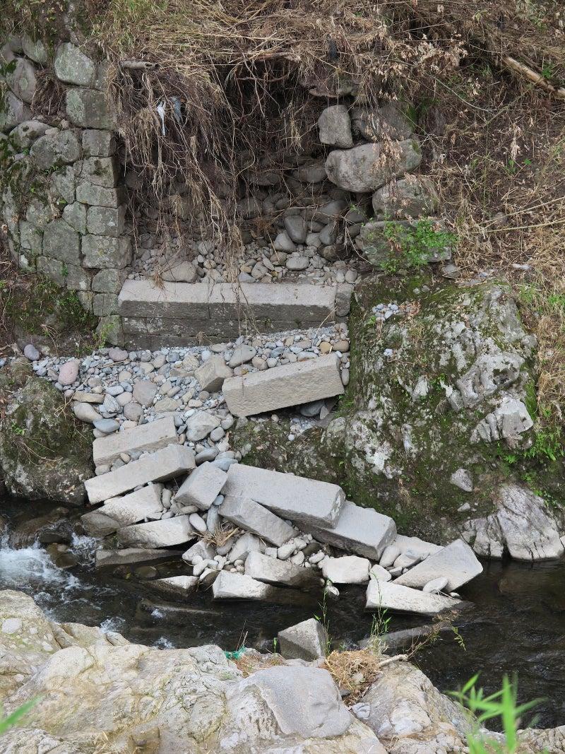 石橋/故・筏場眼鏡橋(大分県日田市)