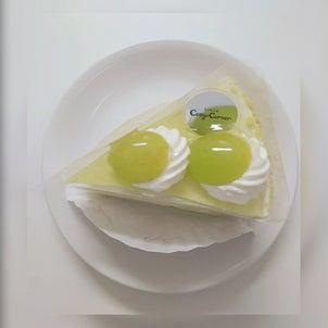ケーキ2つで夏休み!の画像