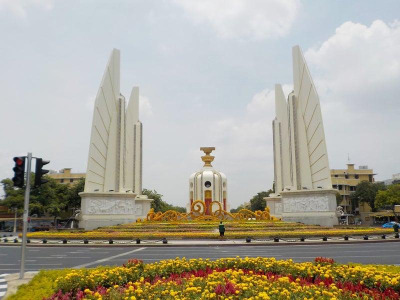 ロングステイ日記(チェンマイで思い出作り)8月27日以降もタイ各地で反政府デモ