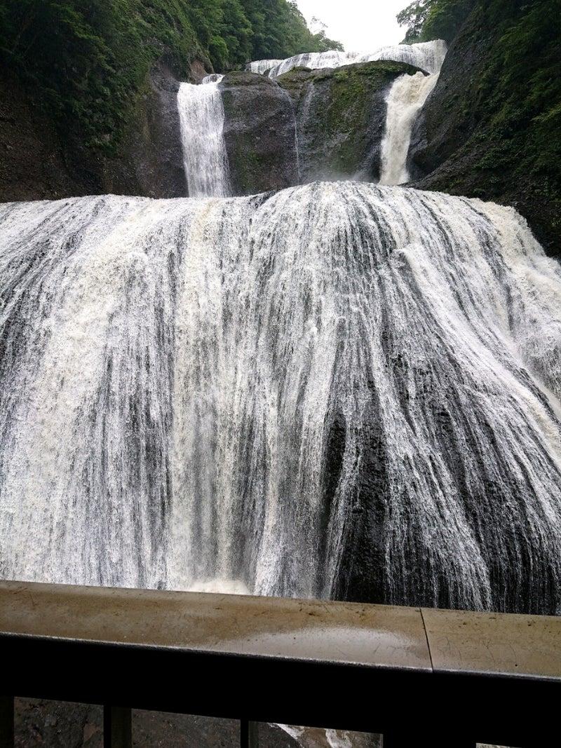 滝 袋田 の