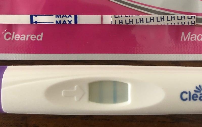 薄い クリアブルー 陽性 【画像つき】もう迷わない!妊娠検査薬の蒸発線・薄い線の判定方法