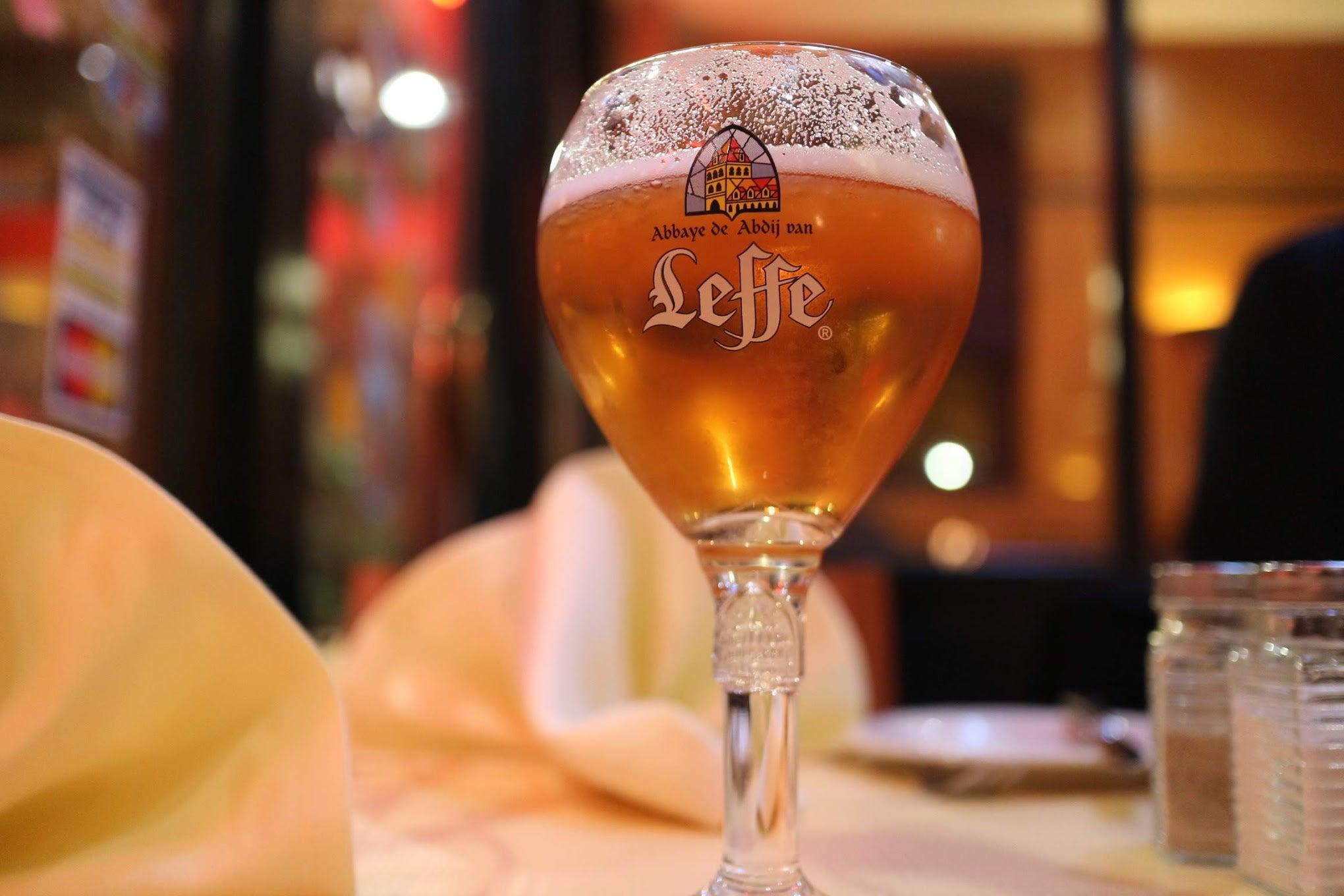 ブリュッセル ベルギービール