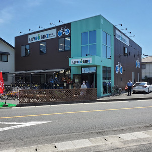 ラブバイク倉敷店オープン♪の画像