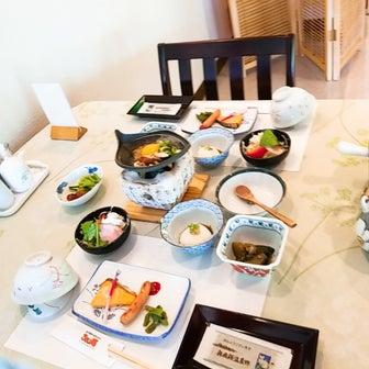 奥飛騨温泉郷 ちろり庵朝食⑥
