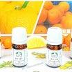 10月のアロマ情報 国産ならではの優しい香り柑橘系精油&自宅で芳香浴アロマランプ