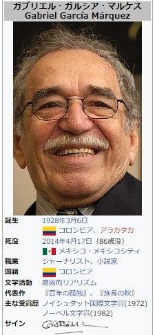 マルケス ガルシア