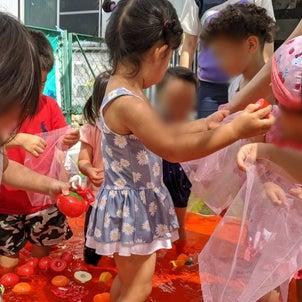 トマト祭りの画像
