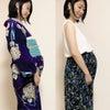 《妊婦と着物⑦》妊娠9ヵ月、眠れないので最終兵器投入の画像