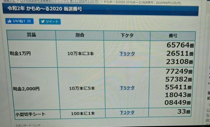 当選 はがき 番号 2020 見舞い 暑中 日本郵便、夏限定くじ付はがき「かもめ~る」当選番号発表