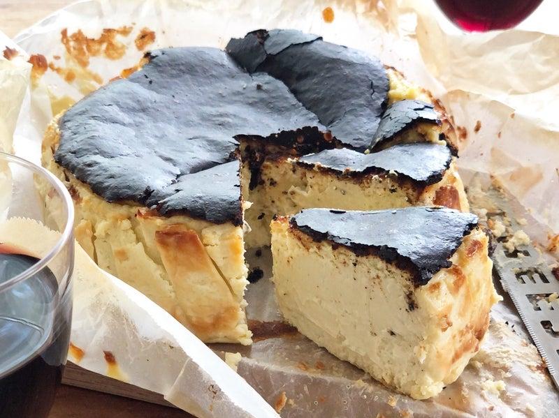 チーズ ケーキ 大阪 バスク