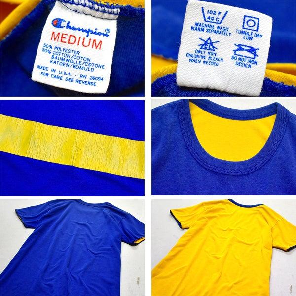 USA製ビンテージリバーシブルTシャツ古着屋カチカチ