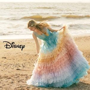 ディズニーウェディングドレス(アリエル)の画像