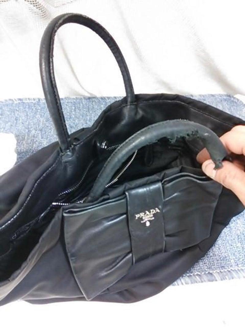 修理 鞄 取っ手