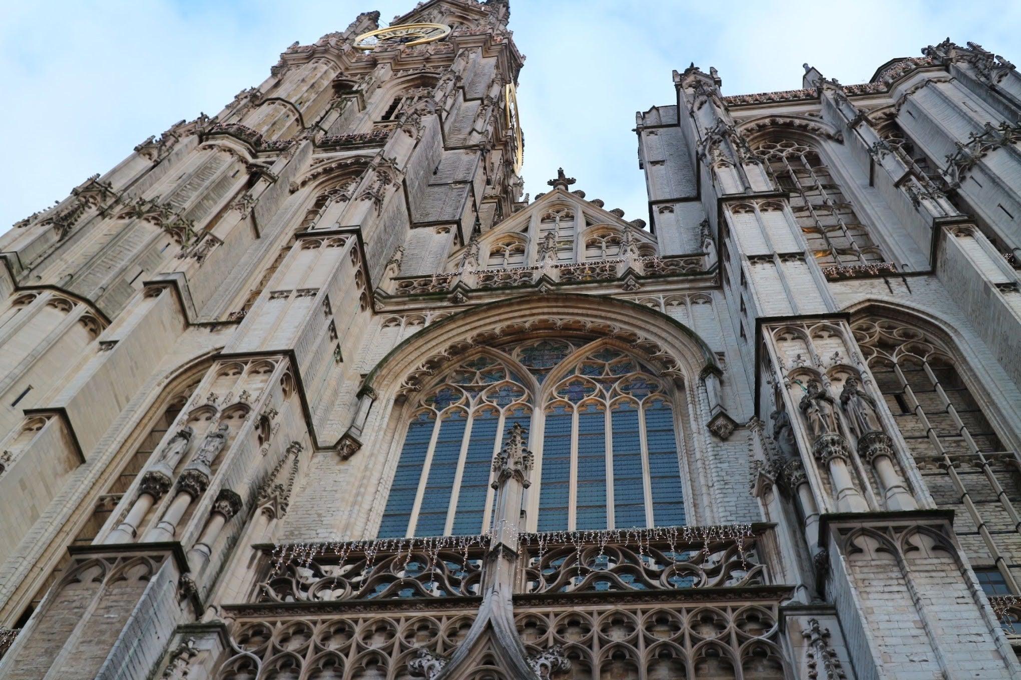 ベルギー・アントワープ聖母大聖堂