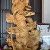 我が家の龍上観音菩薩の画像