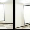 スクリーンの組み立て方についての画像