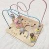 親子で遊べる知育玩具の画像