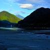 2020年9月4日 丹沢湖 パール富士の画像