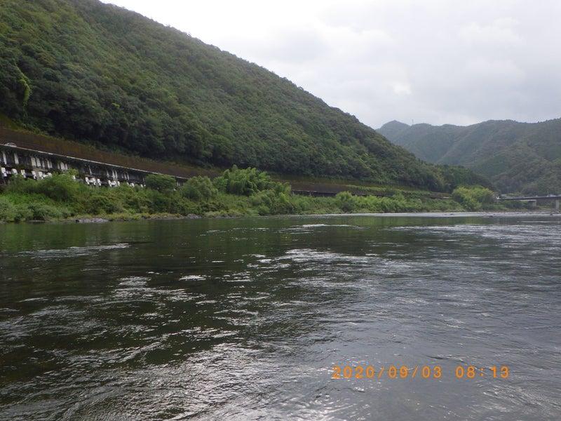 鮎 釣り 川 四万十