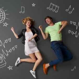 ダンスの共通言語の画像