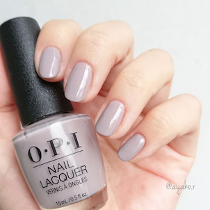 OPIの神トープカラー(mynail)の画像
