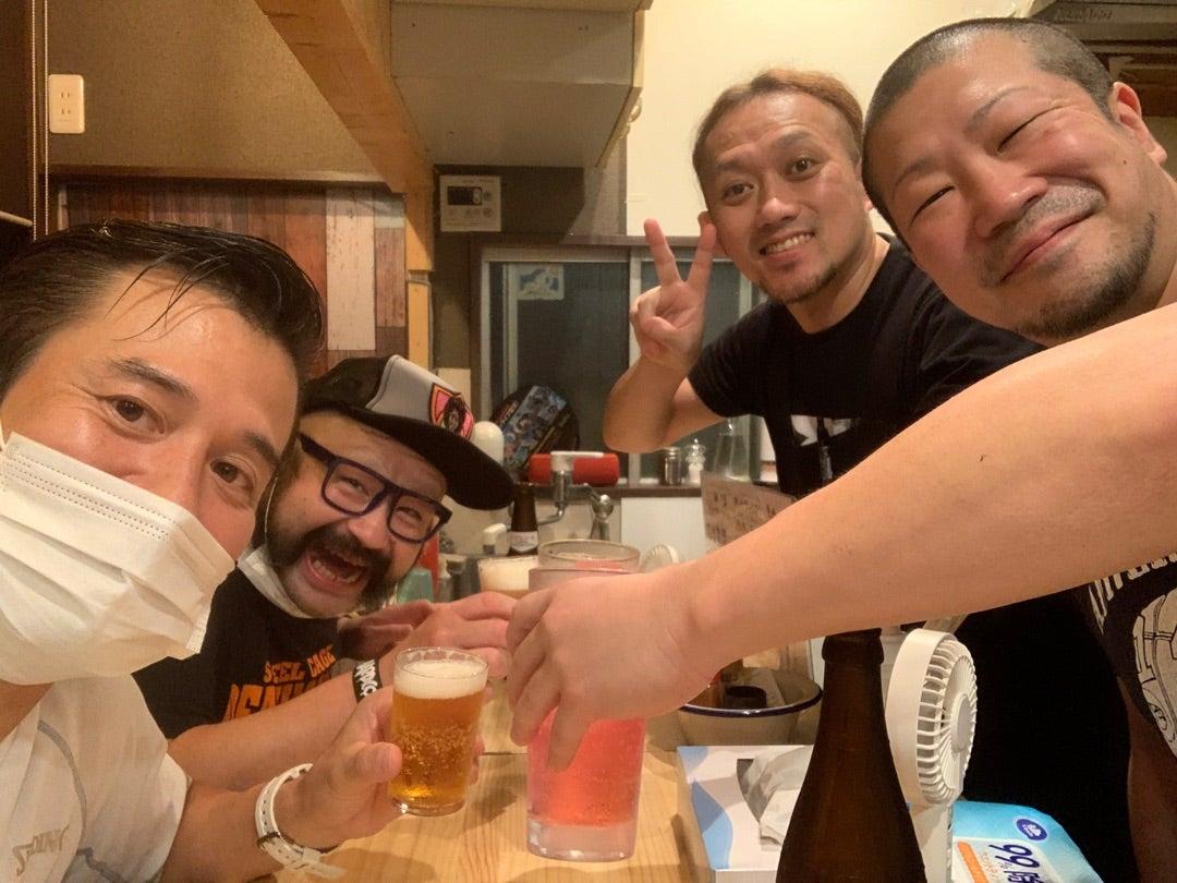 新中野でお祝い! | アントニオ小猪木 オフィシャルブログ powered by ...