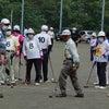 長野県知事杯争奪第35回中信地区ゲートボール選手権大会の画像