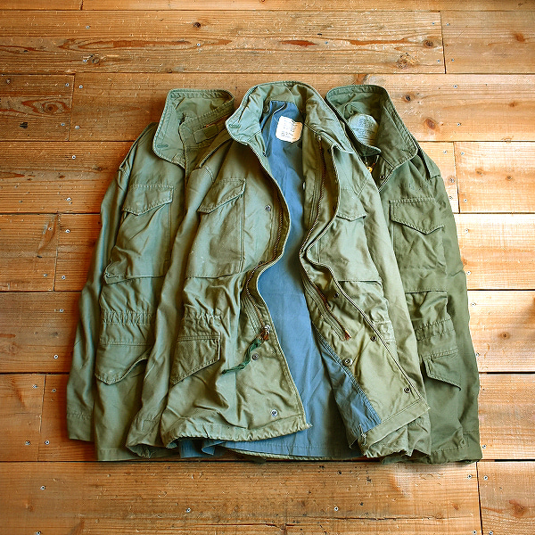 ビンテージM-65フィールドジャケット古着屋カチカチ