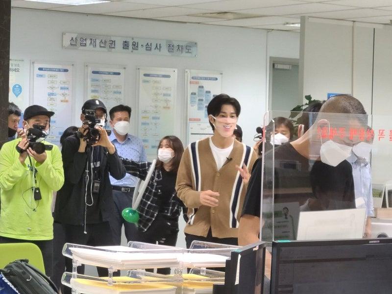 韓国特許庁IGにユノ「特許庁の心が通じたようです」 | 東方神起ブログ No.3
