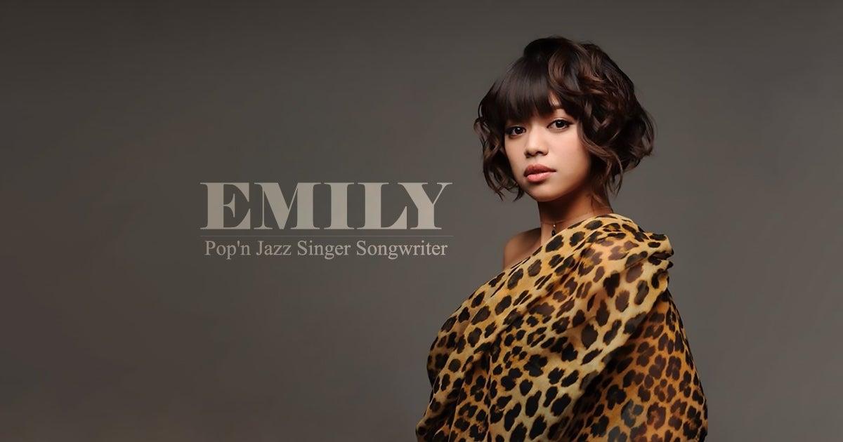 EMILY - Pop'n Jazz Singer Songwriter