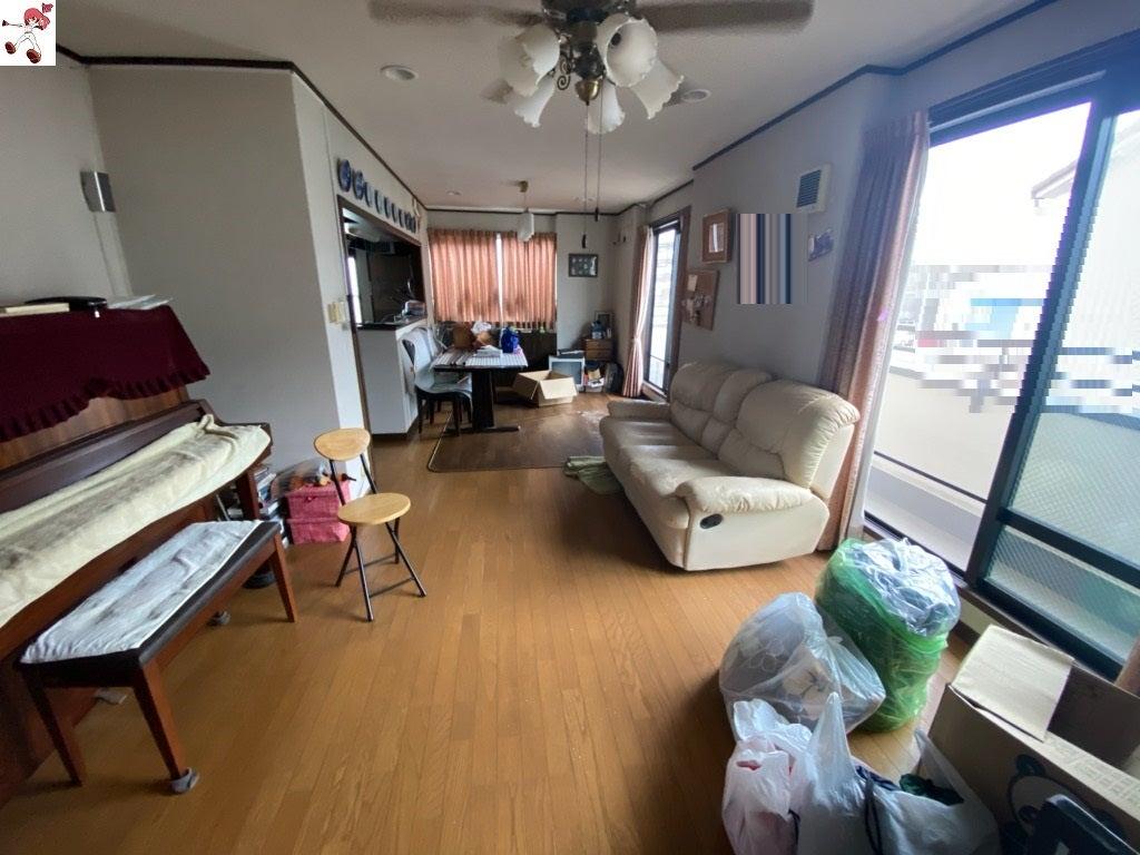 空き家の片付け(ビフォーアフター)名古屋市中心に一軒家片付け