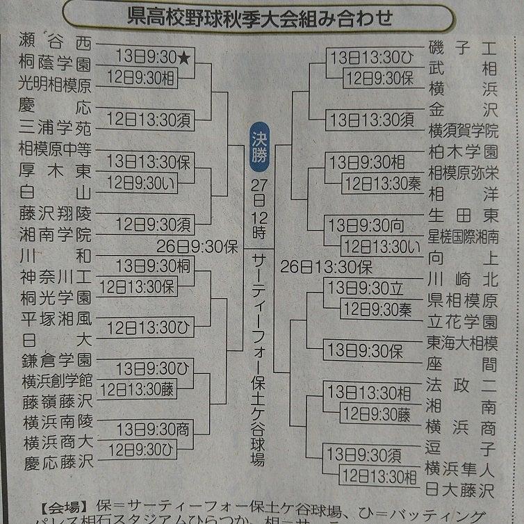 野球 神奈川 県 高校