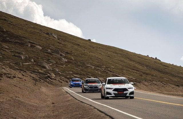ホンダ nsx 量産 ハイブリッド 車 の 新 記録 パイクス ピーク 2020
