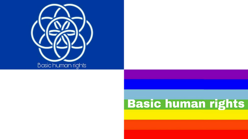 Basic human rights,anti discrimination,no hate