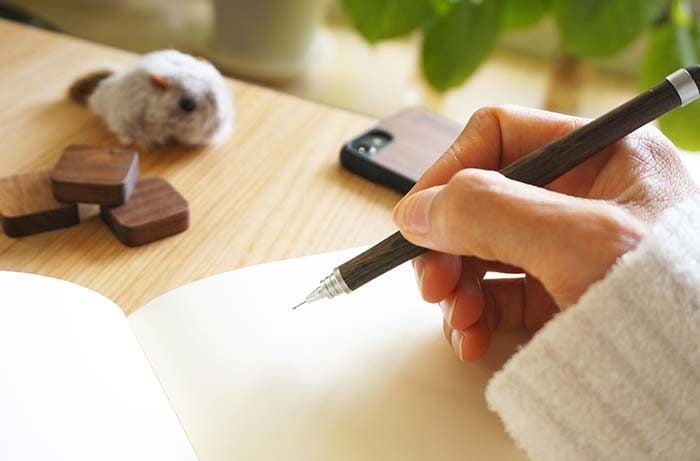 日記とストレス