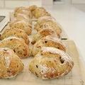東京・葛西「おくりものにしたくなるパン作り」自宅パン教室サロンドビスコット