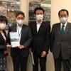 大井川整備促進同盟会 要望活動! 国の合併政策についての画像