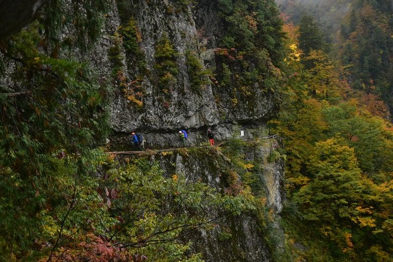 2020 廊下 下 ノ 登山の際はご注意を 黒部峡谷で死亡相次ぐ
