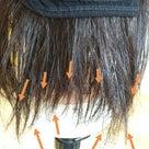 ミックス毛のチリつきゴワゴワは早めにサヨナラを~の記事より