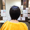 クネクネな髪うねうねな髪がサラサラ艶髪になるビフォーアフター写真の画像