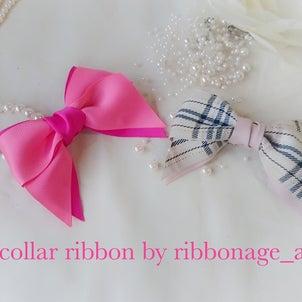 カラーリボン by ribbonage_artの画像