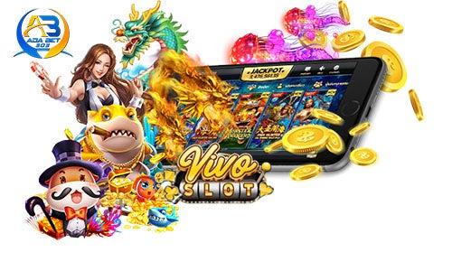 Mesin Vivo Slot Online Uang Asli Terbesar Asia Situs Vivoslot Uang Asli Game Slot Agen Terpercaya